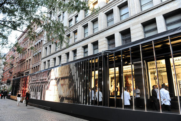 new york: chanel soho renewal