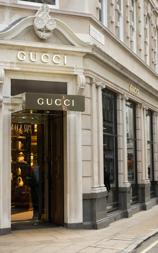 superfuture :: supernews :: london: gucci flagship store ...