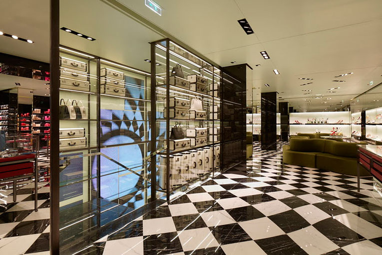 paris: prada flagship store renewal
