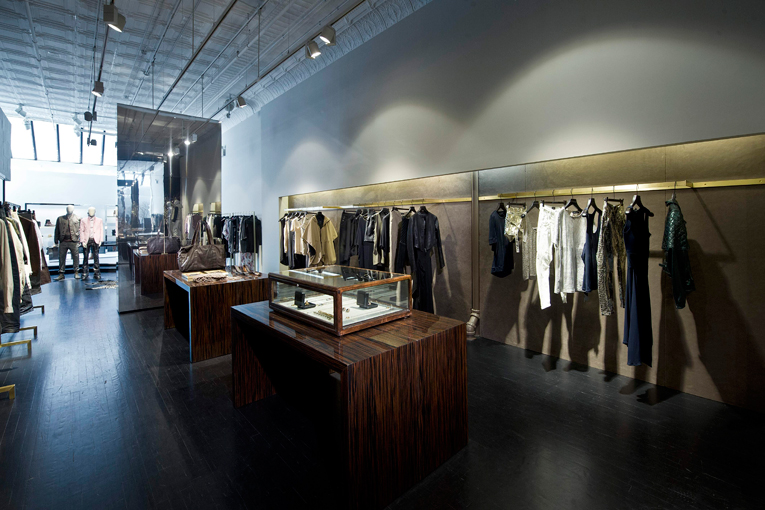 new york: diesel black gold store opening