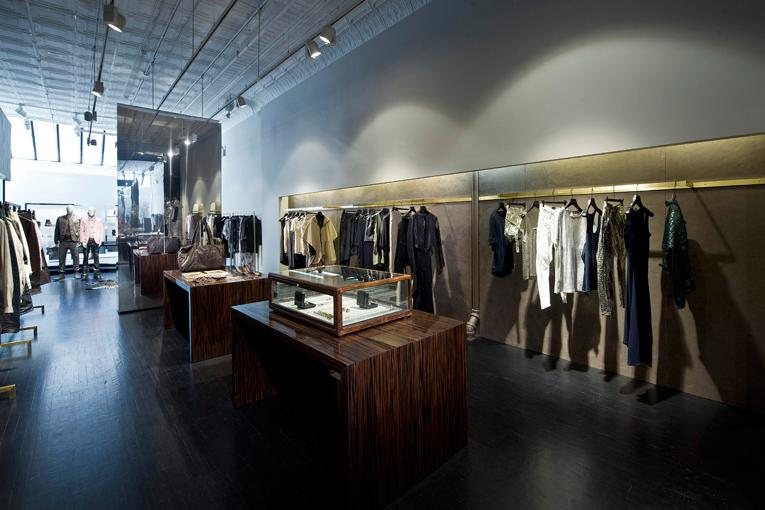 new york: diesel black gold store opening