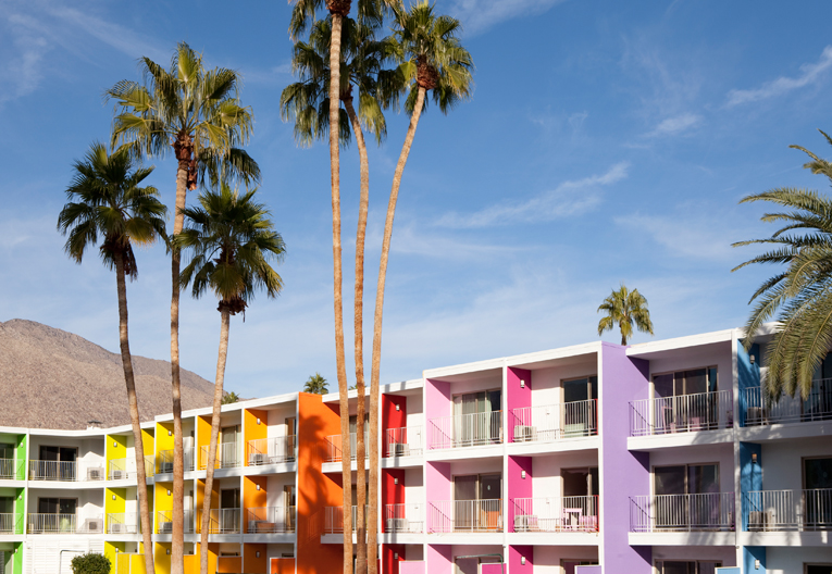 palm springs: the saguaro hotel opening