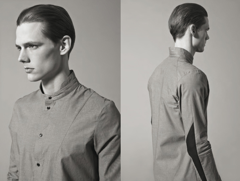 berlin: stahl corporation a/w 2012 collection
