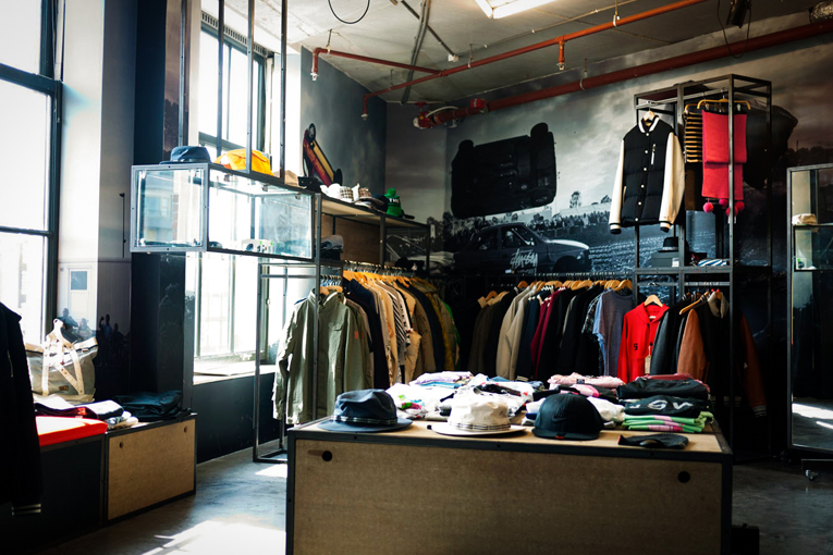 amsterdam: patta store relocation