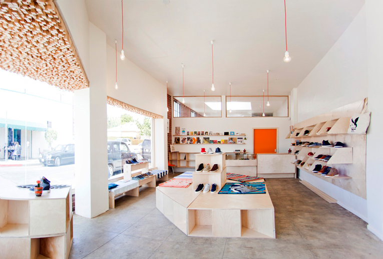 los angeles: our favorite shop opening