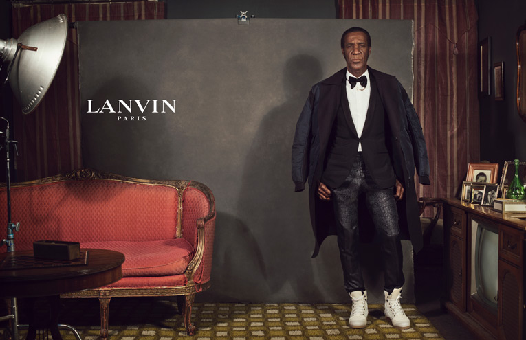 global: lanvin a/w 2012 ad campaign