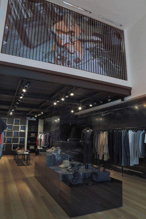 são paulo: surface to air flagship store opening
