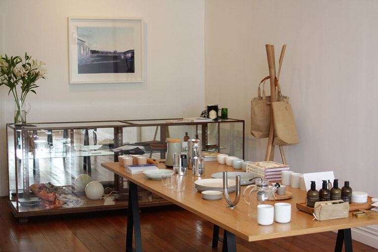 auckland: simon james design pop-up store