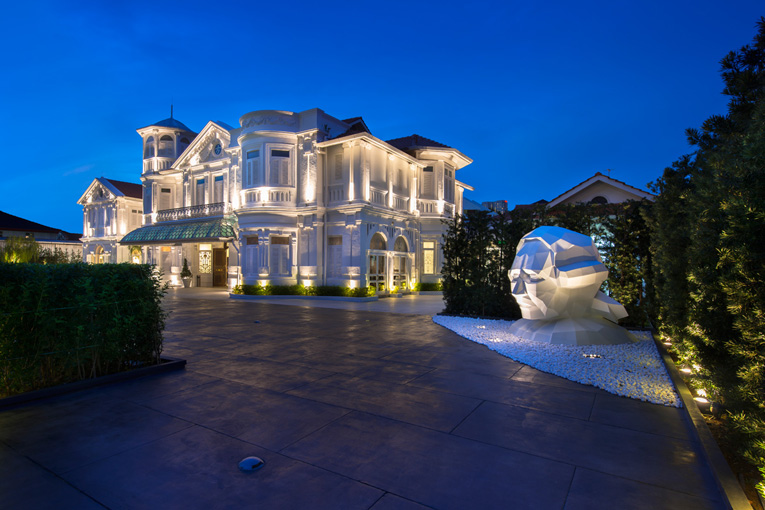penang: macalister mansion opening