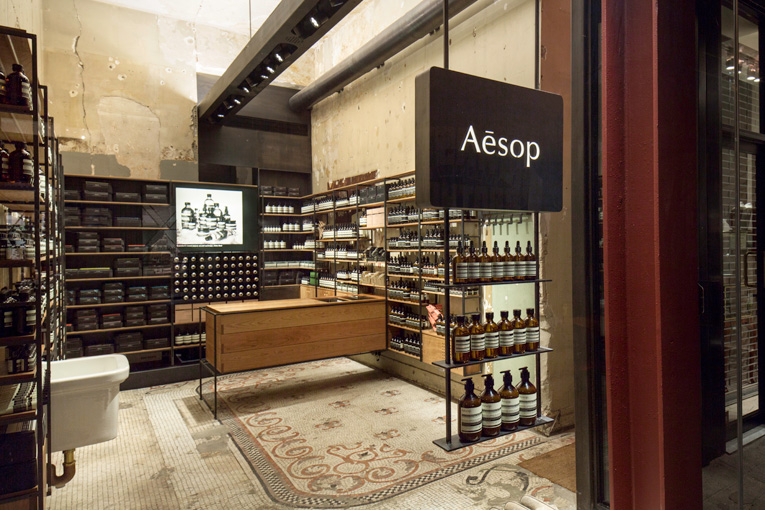 superfuture :: supernews :: new york: aesop store opening