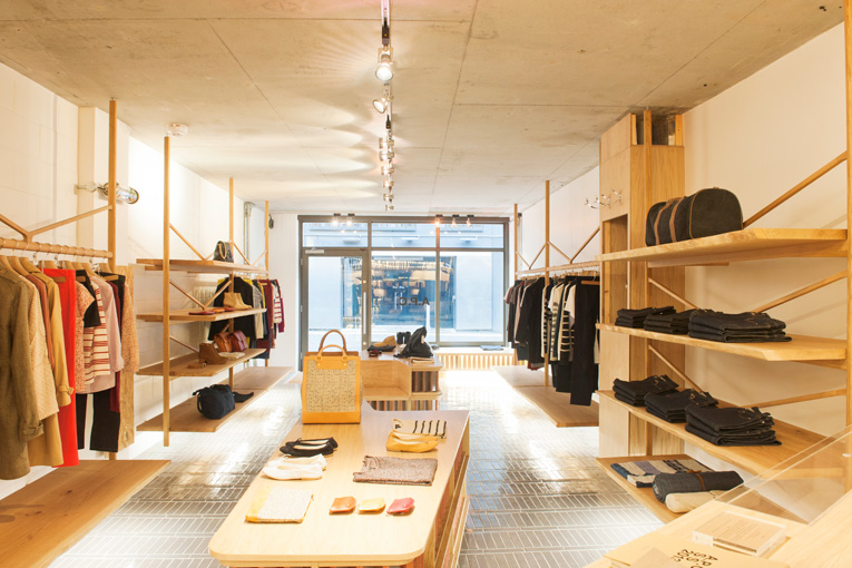 london: a.p.c. store relocation