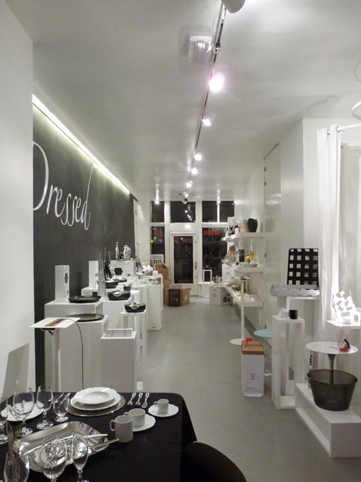 amsterdam: alessi pop-up store