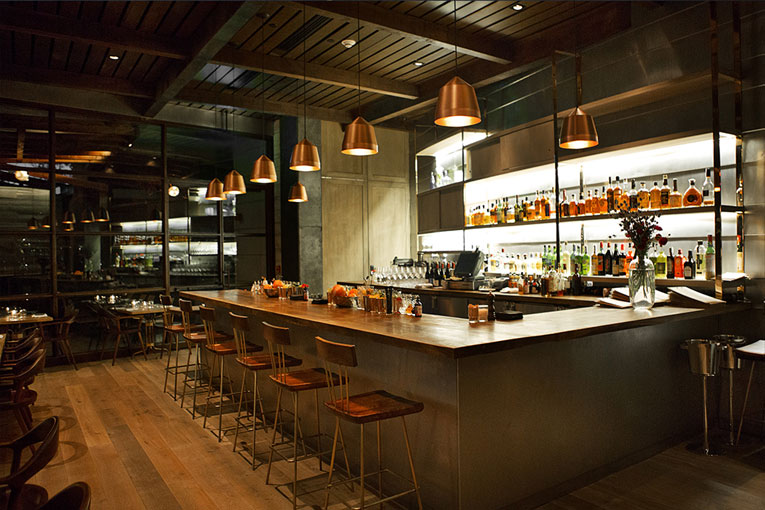 los angeles: hinoki & the bird restaurant opening