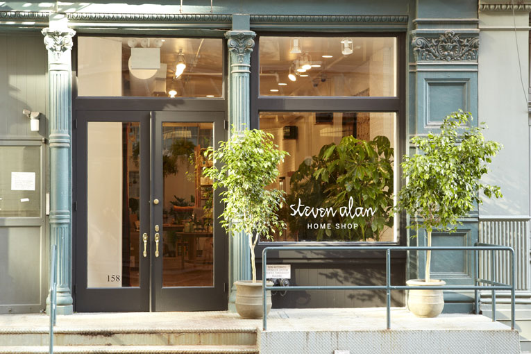 new york: steven alan home shop opening