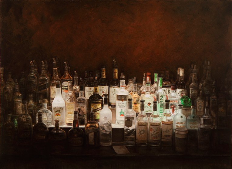 berlin: bar shrines, lamps and other paintings of light