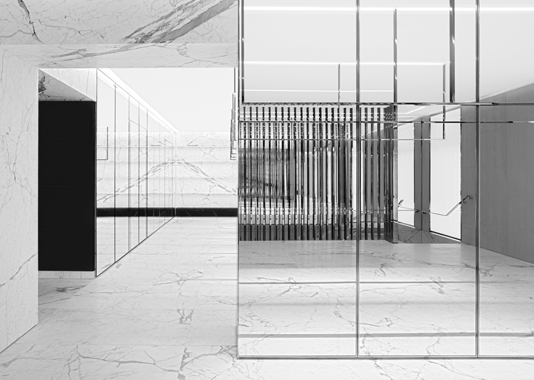 paris: saint laurent flagship store opening