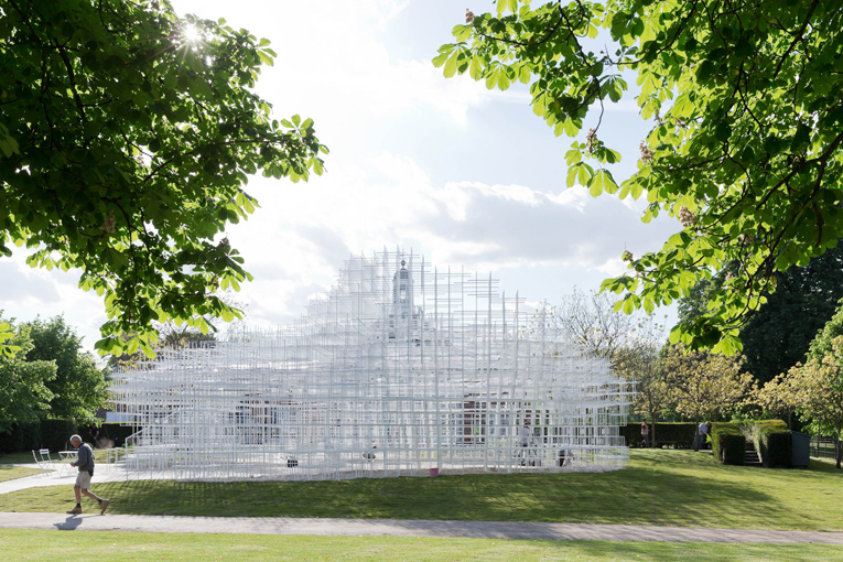 london: serpentine gallery pavilion 2013
