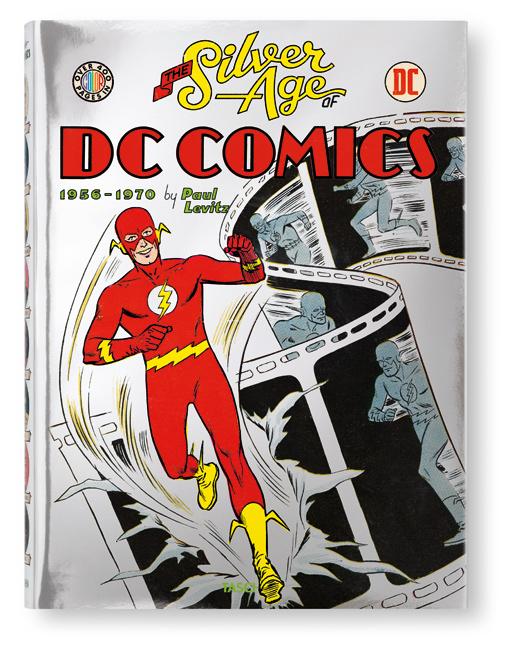online: the silver age of dc comics