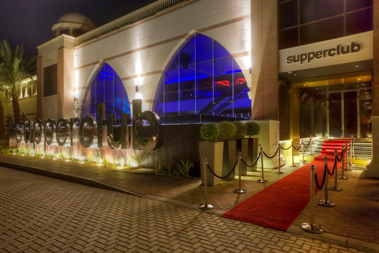 dubai: supperclub dubai opening