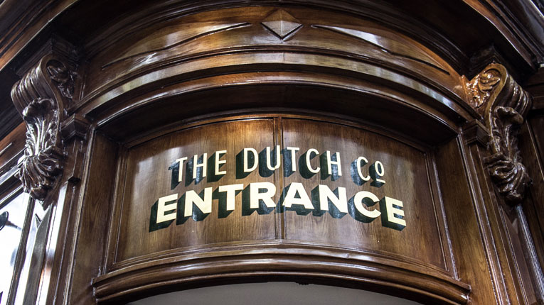 amsterdam: the dutch co. restaurant opening