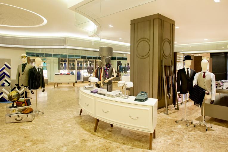 Lafayette Department Store In Paris Stock Photo 8444536 : Shutterstock