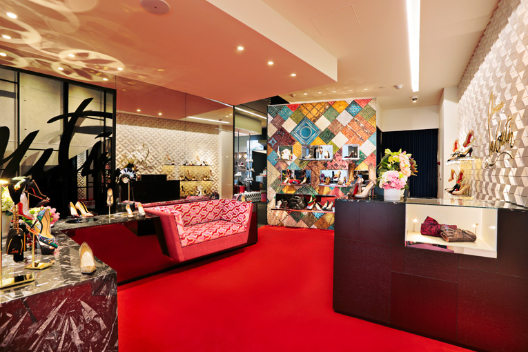 christian louboutin boutique locations