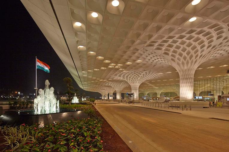mumbai: mumbai airport terminal 2 opening