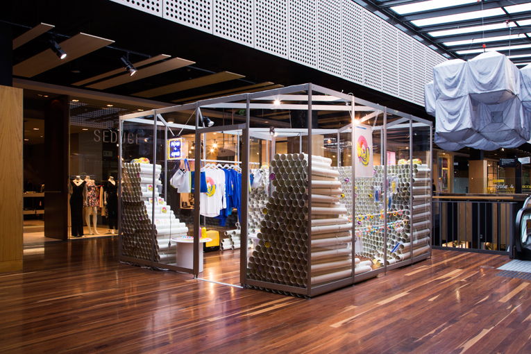 melbourne: now + 4eva concept store opening