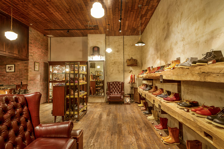 superfuture :: supernews :: singapore: red wing shoes store opening