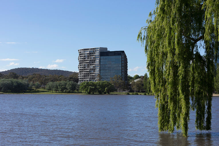 canberra: hotel hotel opening