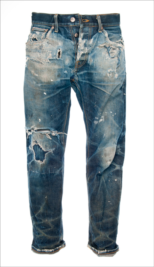 london: nudie jeans - grim tim stone mason replica