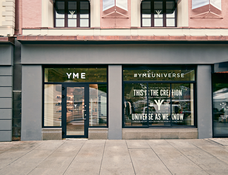 oslo: yme concept store opening