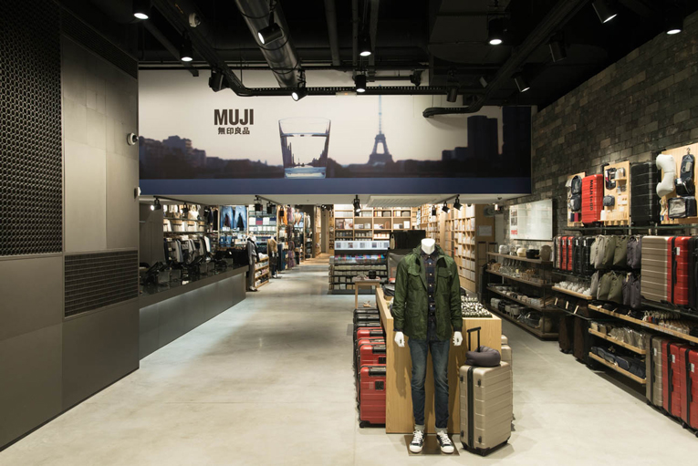 Superfuture supernews paris muji flagship store opening - Magasin japonais paris muji ...