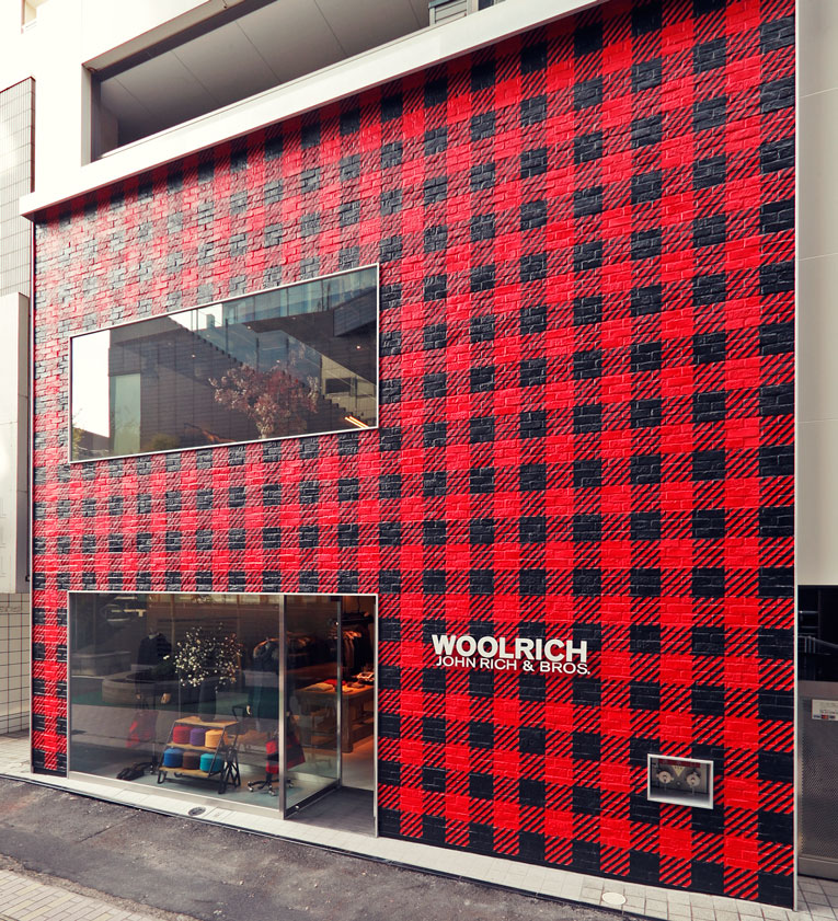 tokyo: woolrich flagship store opening
