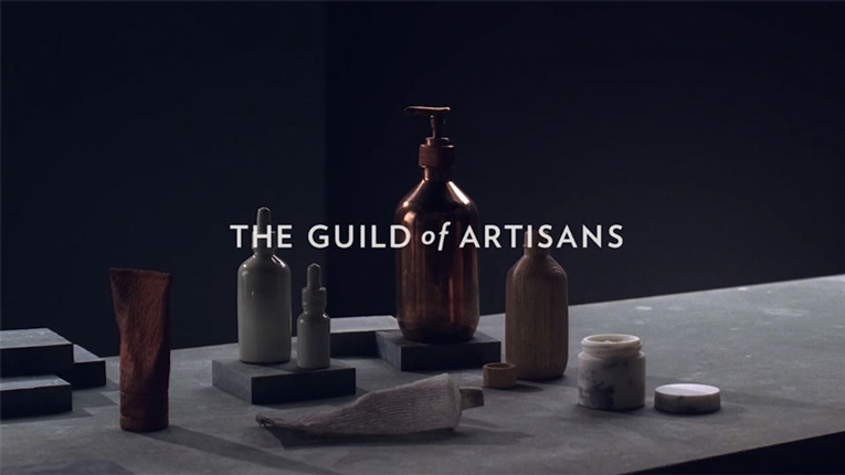 online: aesop presents 'the guild of artisans'