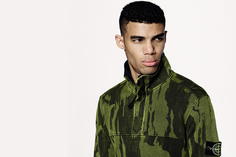 online: 6215 stone island s/s 2015 flowing camo