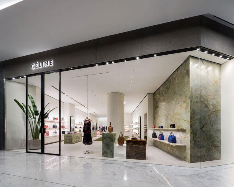 bangkok: céline store opening