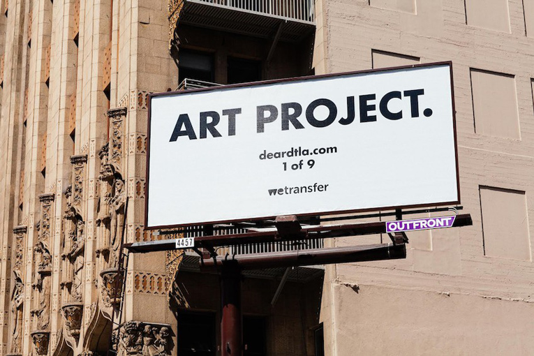 los angeles: wetransfer + ace hotel