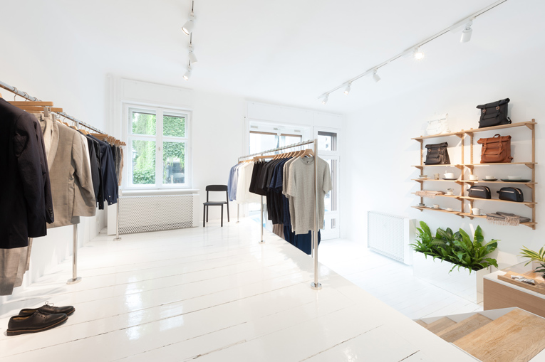 berlin: a kind of guise store opening