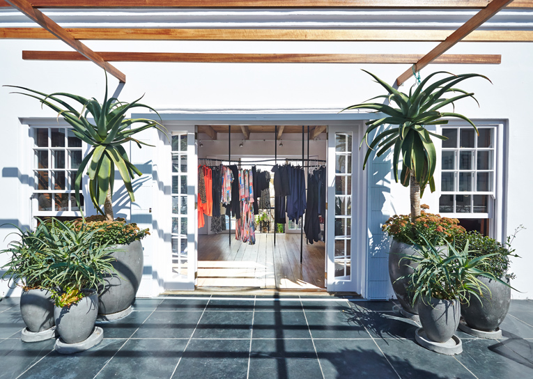 cape town: maison mara opening