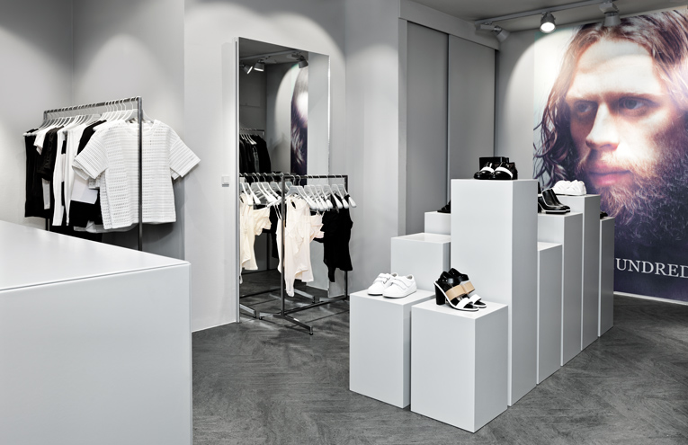 copenhagen: won hundred store opening