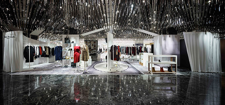 tokyo: maison margiela concept store opening