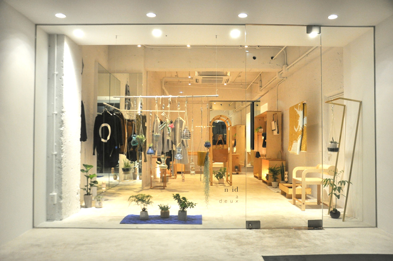 tokyo: n id a deux store opening