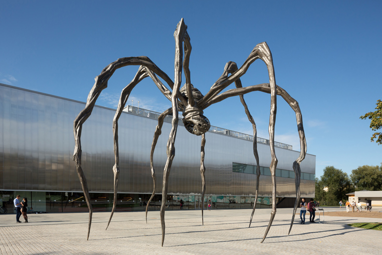 moscow: louise bourgeois