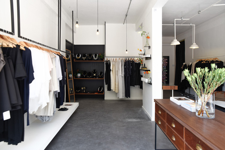 cape town: akjp collective store opening