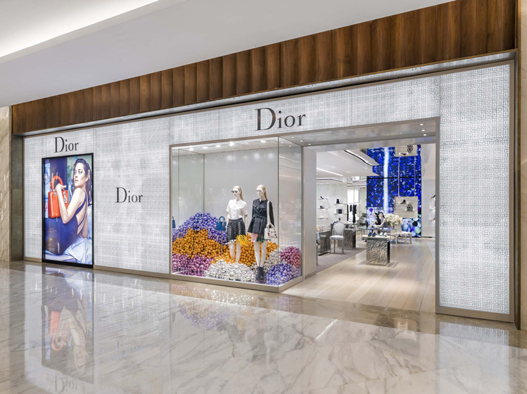 mexico city: dior store opening