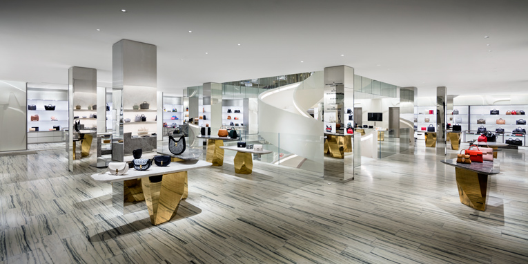 new york: barneys flagship store opening