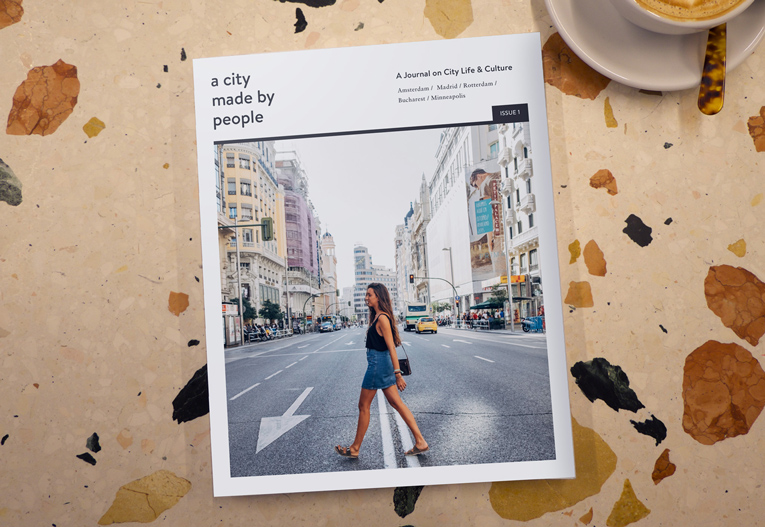 online: a city made by people journal #1