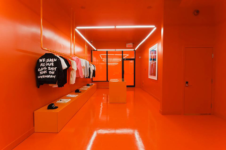 montreal: atelier new regime store opening