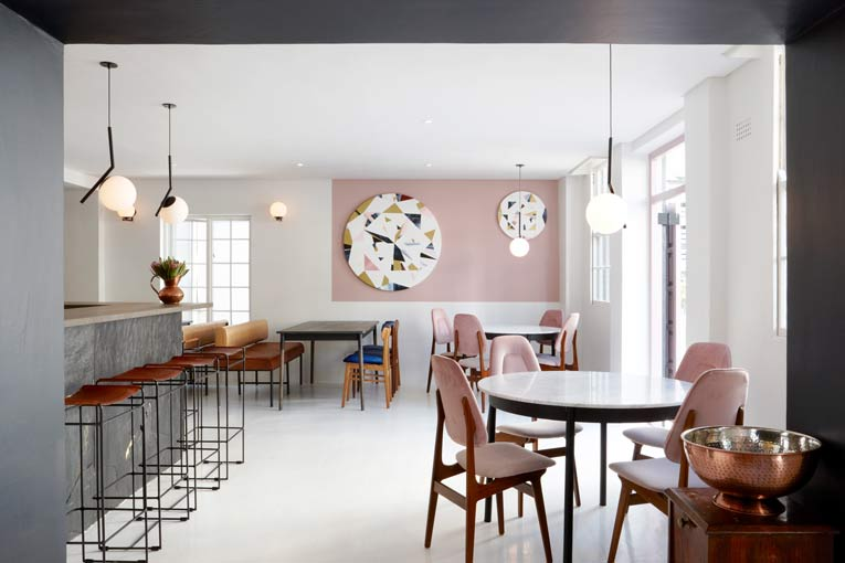 cape town: mulberry & prince restaurant opening